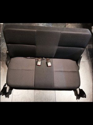 REMOVABLE REAR SEAT NISSAN TERRANO II 2004