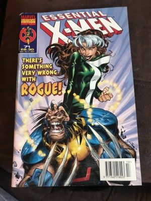 X Men collectors comics