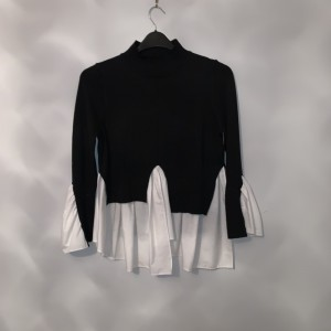 Black jumper/Blouse