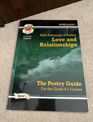 Love and relationship gcse textbook
