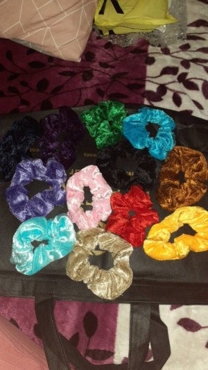 hair bubbles pack of 12