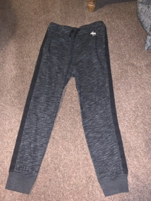 Boys Abercrombie and Fitch joggers