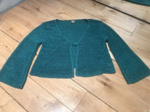 Cute blue turquoise knit button up 90s indie edgy vibes 12 boho hipstr