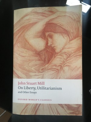 "New ""On Liberty, Utilitarianism"""