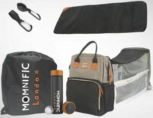 Brand New Foldable Baby Cot +Thermos Flask