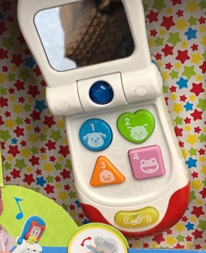 Mobile music toy