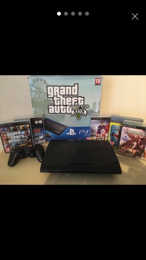 PS3 500GB bundle