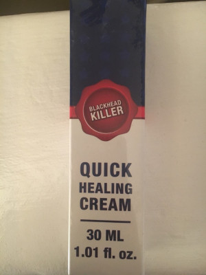 Blackhead killer cream