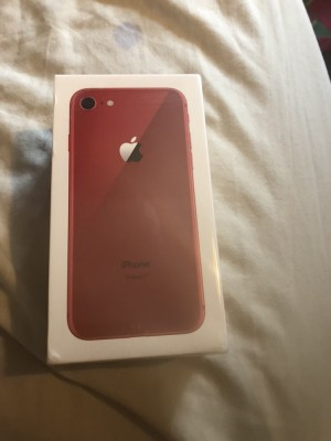 iPhone 8 special edition 64gb on the EE network brand new sealed in box still