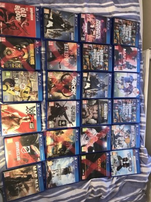 PS4 games GIVE ME PRICE WELL NEGOTIATE
