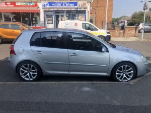 Volkswagen Golf Mk5 4motion 2.0 TDI Very Rare