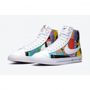 Nike Blazer '77 Flyleather Ruohan Wang UK10.5 US11.5 DS
