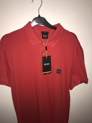 Brand New Men's Hugo Boss Polo Need Gone Size XL Slim Fit Fits a L