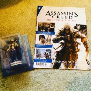 Assassin's Creed Hachette Official Collection Issue 06 Ratonhnhake:ton