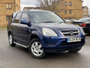 Honda Cr-V (2004) HPI CLEAR 2.0 i-VTEC Executive 5dr automatic gearbox