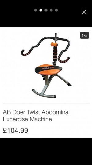 AB DOER TWIST ABBS MACHINE (NEVER USED)