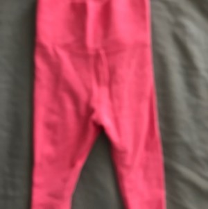 Baby girls Leggings/trousers Pink H&M 1-2 months