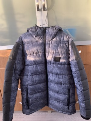 Authentic supply and demand coat