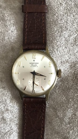 Mens Vintage Watch working perfectly