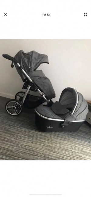 venicci travel system in very good condition, Travel System includes c