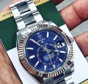 Rolex Sky Dweller Watch