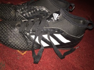 Adidas boot size 4 good condition