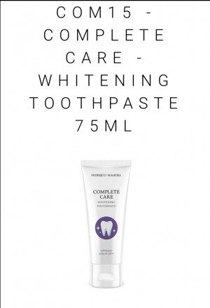 Whitening toothpaste! Whiter teeth in no time? message me for detai