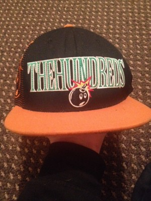 'The Hundreds' Baseball Cap