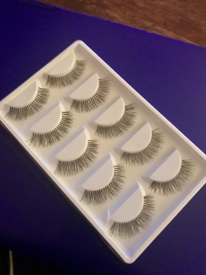 Natural full volume look False Eyelashes