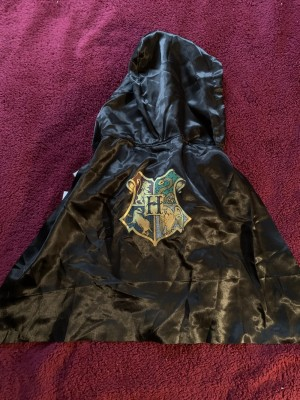 Harry Potter bodysuit with cape