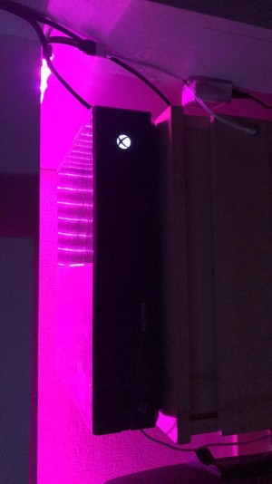 Xbox one with 2 controllers and games( rocket league, gta 5, assassin creed and lots more)
