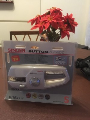Singer Button Magic