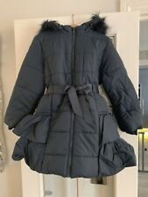 monsoon coat age 4/5 yrs