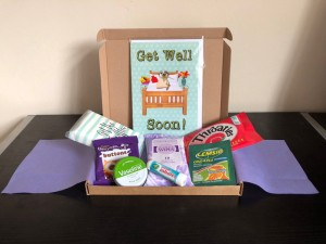 get well gift box