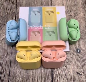 inPods 12 Wireless Earbuds