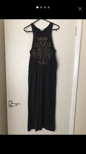 River Island midi dress - Size 10