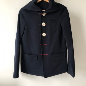 Women's vintage japanese sailor jacket in perfect condition. s