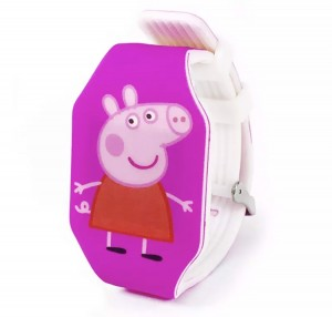 Peppa Pig Luminous & Glow in the dark watch