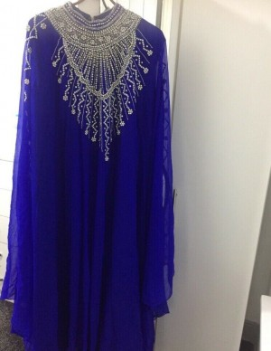 Kaftan asain dress