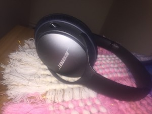 Bose QC25 Quietcomfort 25 over-Ear Grade A - only headset