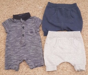 Small Boys Clothing Bundle by Next. First Size.