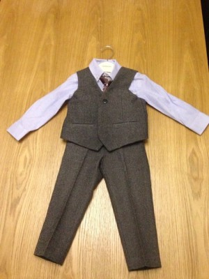 Boys 18-24 month monsoon outfit