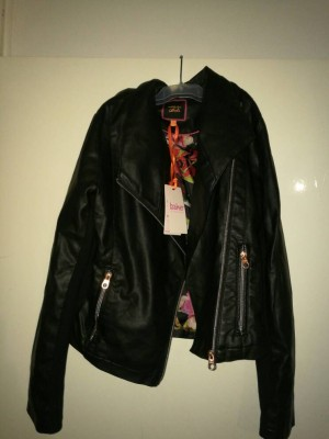 ted baker girls leather jackets