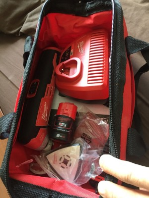 Milwaukee multi tool used like new