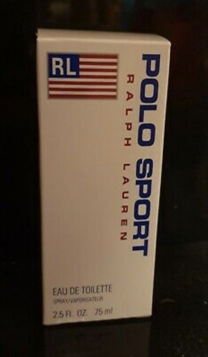 Ralph Lauren polo sport 75ml edt new