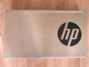 HP 15-DA0511SA 15.6 inch (1TB, Intel Core i3 7th Gen., 2.30GHz, 4GB