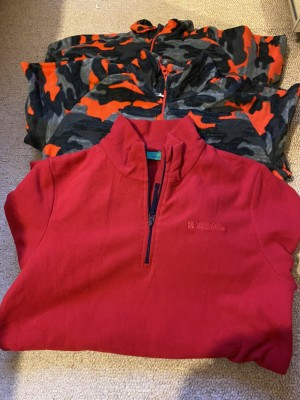Mountain warehouse fleece age 13 years - 3 or can be sold separetely