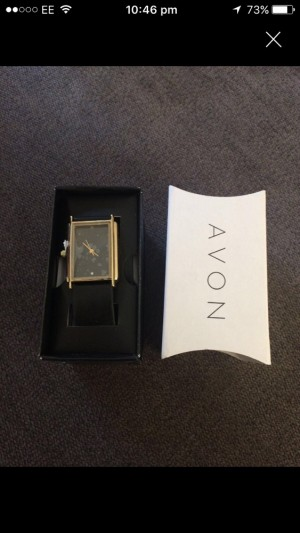 Avon watch/brand new