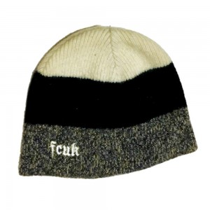 French Connection FCUK Beanie Hat