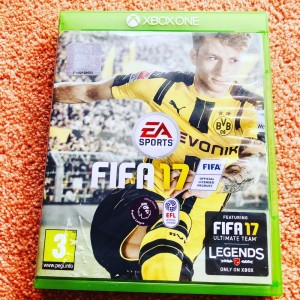 FIFA 17 (Xbox One) PEGI 3+ Sport Football Soccer Fun Game   Ask me for
